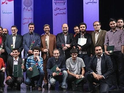 نفرات برتر جشنواره حضرت علی اکبر